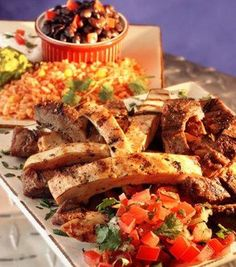 On The Border Fajitas is listed (or ranked) 5 on the list On The Border Recipes