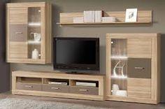 Výsledok vyhľadávania obrázkov pre dopyt obyvacia stena Tv Cabinets, Cabinet Ideas, Room, Furniture, Home Decor, Homemade Home Decor, Rooms, Home Furnishings, Tv Storage