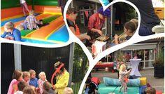 Zonnig MAM's jubileumfeest aan de Jachtlaan - Apeldoorn