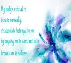 Chronic Pain Body Betrayal