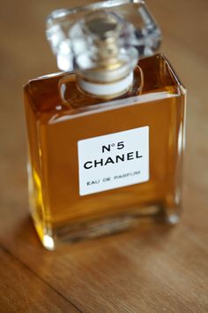 Chanel No 5 - Love this perfume