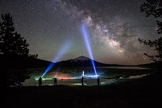 How to find great places to photograph the milky way | Goldpaint Photography