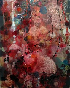 Butters Gallery Ltd. Marlana  Stoddard-Hayes Spring Pink