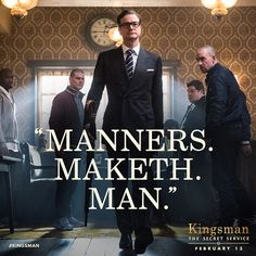 Kingsman. Very good, but hated Samuel L. Jackson's stupid lisp - not done well…