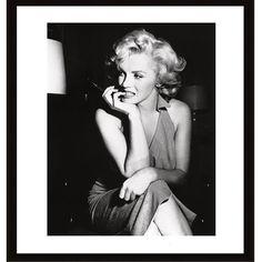 Marilyn Monroe, 1952 Framed Print