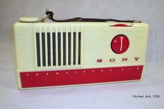 Sony TR-66 1957