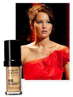 The Hunger Games - Makeup, loved loved loved her makeup