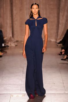 Zac Posen at New York Fashion Week Fall 2015 | Stylebistro.com
