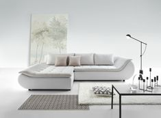 Beautiful New Msofas Prato Comfortable Corner Luxury SofaBed Storage Living Room Furniture Sofas from top store Sofa Bed, Couch, Small Cushions, Cushion Fabric, Corner Sofa, Lava, Luxury Homes, Living Room, Sofa
