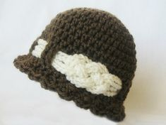 CROCHET PATTERN Knotted Beanie (6 sizes included: newborn-adult) by kacie.turley