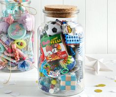 This cheap and easy DIY Joy Jar is a genius present hack that will make the perfect stocking filler for the kids this Christmas
