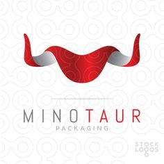 Exclusive Customizable Logo For Sale: Minotaur Packaging   StockLogos.com