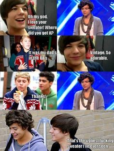 1D + Mean Girls. I just died. Especially the 'vintage. so adorable.' picture