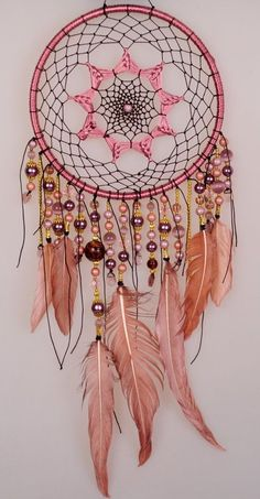 Dreamcatcher Beige Dream Catcher Large Dreamcatcher New Dream ?atchers gift idea dreamcatcher boho dreamcatcher wall handmade gift idea This amulet like Dreamcatcher - is not just a decoration of the interior. It is a powerful amulet, which is endowed wit