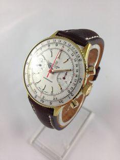 Breitling Vintage Chronomat 808 -Venus 175 Schaltradchrono in Uhren & Schmuck, Armband- & Taschenuhren, Armbanduhren | eBay