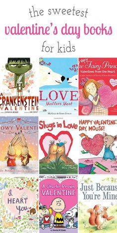 Sweet Stories for Valentine's Day books Valentines Day Book, Valentines For Kids, Valentine Ideas, Valentine Party, Kindergarten Books, Preschool Books, Preschool Themes, Valentines Day Activities, Activities For Kids