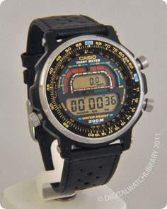 CASIO - DW-400 - Dive - Vintage Digital Watch - Digital-Watch.com