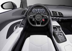 The Motorist   Audi startet Angriff auf Tesla - Weltpremiere auf kommender IAA 2015