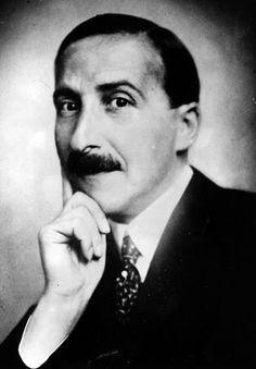 Stefan Zweig Austrian novelist