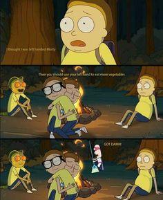 Rick and Morty • Noob Noob