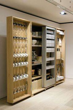 Nice for office kitchens or a restaurant kitchen