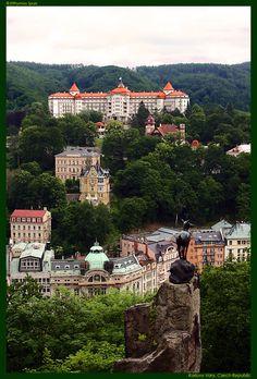 Stag's Jump, Karlovy Vary, Czech Republic Copyright: Efthymios Spais