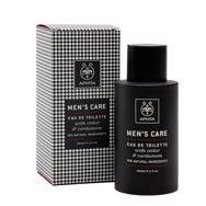 Apivita Mens Care Eau de Toilette Με Κάρδαμο & Κέδρο 100ml. Μάθετε περισσότερα ΕΔΩ: https://www.pharm24.gr/index.php?main_page=product_info&products_id=3853