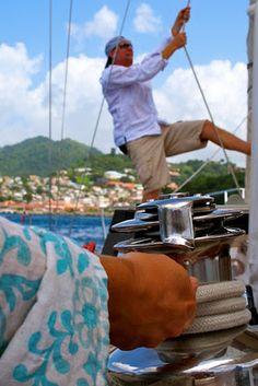 Windtraveler: Top 10 Tuesdays: Top Ten Myths About Cruising