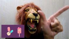 Lion Finger Family ✿ Ice Cream Finger Family Rhymes for KIDS