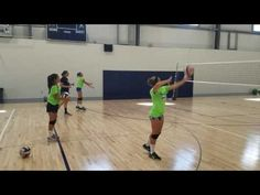 Serving Drills - YouTube