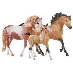 Breyer The Spirit Stallion of the Cimarron Collection. Horse's I own.
