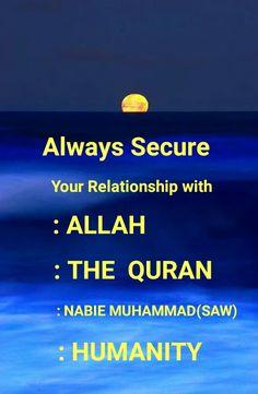 Muhammad, Islamic Quotes, Quran, Allah, Relationship, Holy Quran, Relationships
