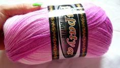 Batik design yarn Papatya baby friendly by HandyFamily on Etsy, €4.40