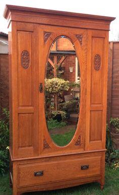 Wooden Armoire Ideas.