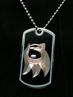 Sonic the Hedgehog Dog Tag Necklace Ver.2. $10.00