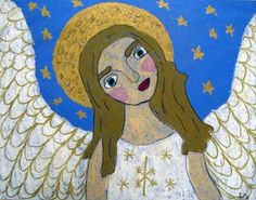 Giotto Inspired Angels