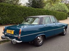 1976 Rover Manual For Sale Triumph 2000, Rover P6, British Car, Commercial Vehicle, Old Cars, Volvo, Jaguar, Cars And Motorcycles, Hot Wheels