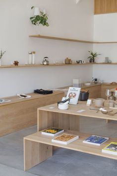 Elysian Exchange: 5 Questions with Formerly Yes - The Elysian Edit Retail Interior, Cafe Interior, Shop Interior Design, H Design, Cafe Design, Retail Store Design, Retail Stores, Store Layout, Boutique Deco