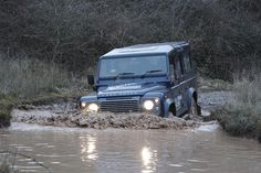 2013 Land Rover Rover Defender Electric Concept Image
