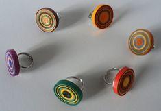 anelli di carta / paper rings