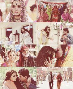 Luuuv it Shah Rukh Khan Movies, Shahrukh Khan, Kirron Kher, Divya Dutta, Srk Movies, Anupam Kher, Yash Raj Films, Rani Mukerji