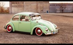 VW beautiful color combo