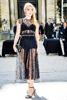 The+Best+Celebrity+Outfits+From+Paris+Fashion+Week+via+@WhoWhatWear