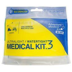 Adventure Medical Kits - Ultralight/Watertight .3 Medical Kit