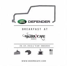 Land Rover Defender breakfast at the Bikers Cafe in Jumeirah. Come on down and join us!  #signaturetechniques #uae #abudhabi #mydubai #dubailife #dubai #dubaicars #arabcars #saudi #ksa #riyadh #jeddah #kuwait #qatar #bahrain #customcars #modifiedcars #luxury #bespoke #blacklist #carporn #landrover #rangerover #landroverdefender #defender90 #bikerscafe #jumeirah #breakfast  @bikerscafe @binhadhergroup by signaturetechniques Land Rover Defender breakfast at the Bikers Cafe in Jumeirah. Come on…