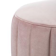 Kensington Large Ottoman Rose Pink