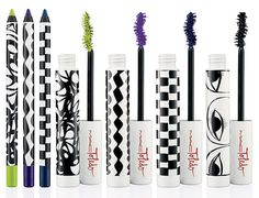 MAC Cosmetics + Isabel and Ruben Toledo Collection — The Dieline - Package Design Resource