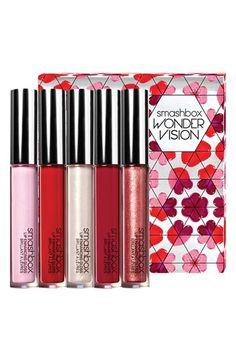 Smashbox 'Wondervision' Lip Gloss Set