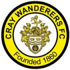 CRAY WANDERES FC     - BROMLEY  - suburb of LONDON-
