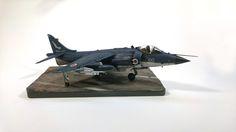 Royal Navy Sea Harrier Frs.1